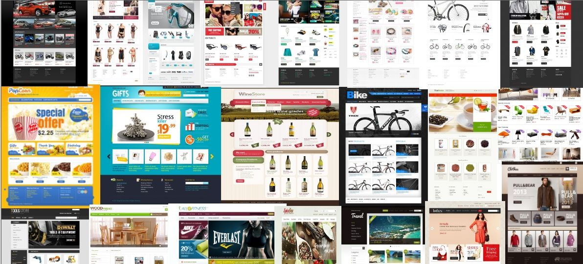 Tienda virtual online
